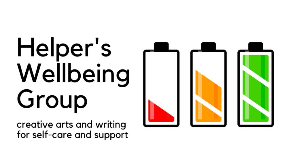 Helper's wellbeing group